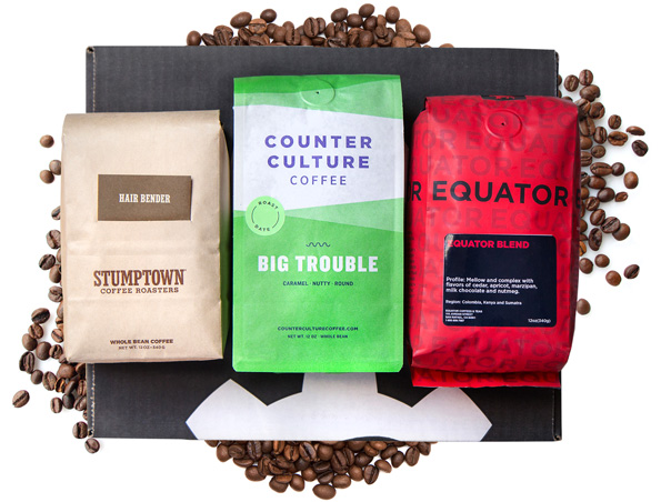 coffee subscriptions box