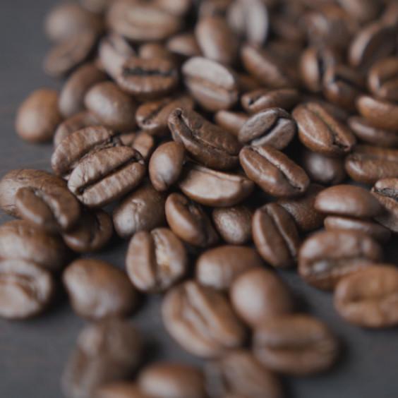 espresso machine coffee beans