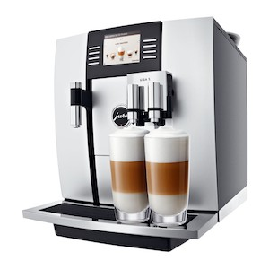 a machine that was built with higher capacity in mind the jura giga 5 delivers with the following features