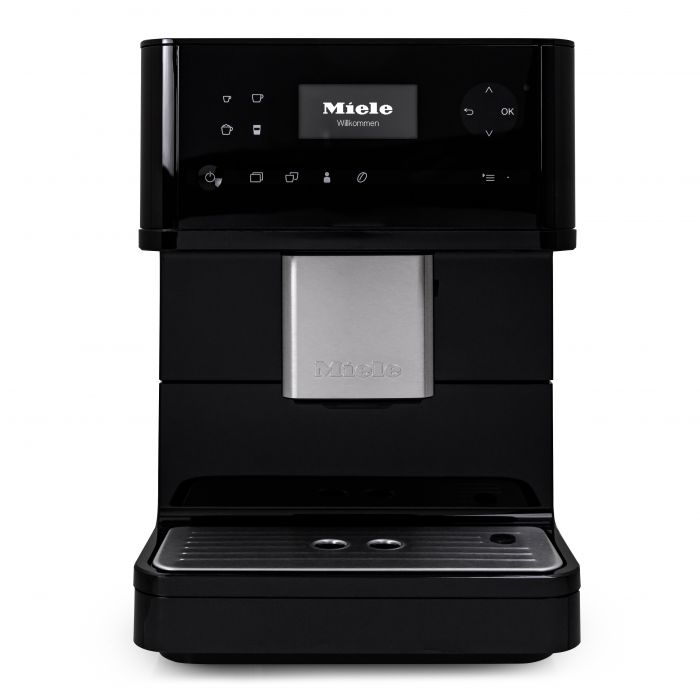Miele CM6150 Coffee System - Black - Front