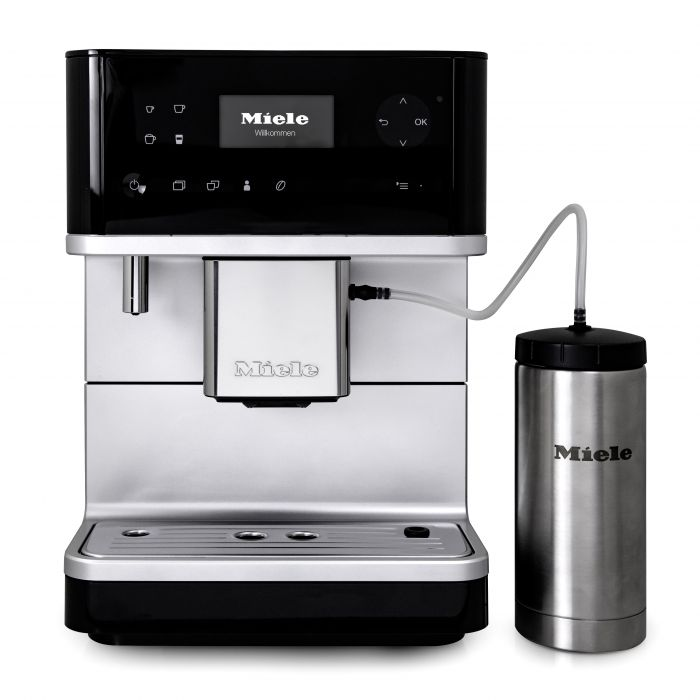 Miele CM6350 Coffee System - Black - Front