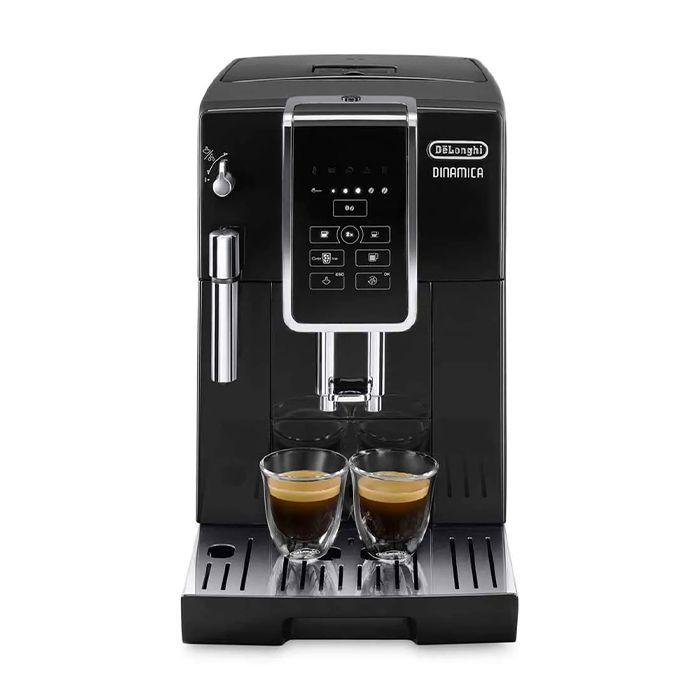 DeLonghi Dinamica ECAM35020 Superautomatic Espresso Machine - Black