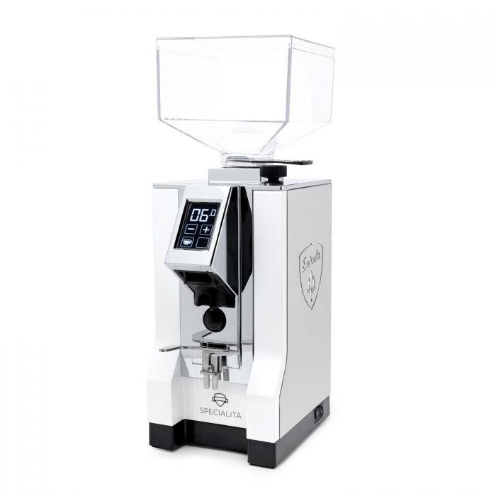 Eureka Mignon Specialita Espresso Grinder - White