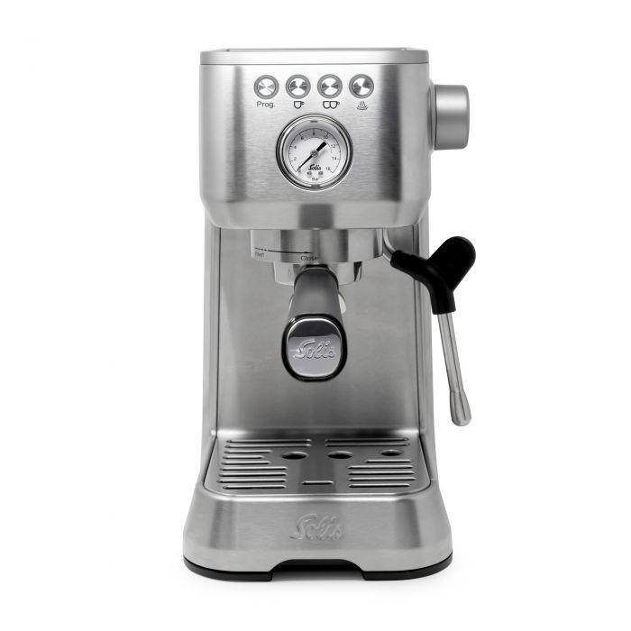 Solis Barista Perfetta Espresso Machine - Stainless