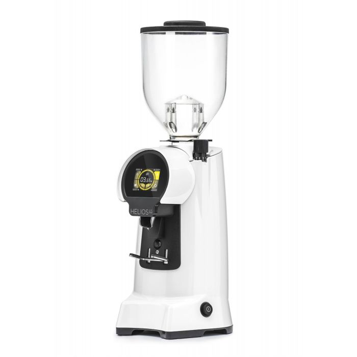 Eureka Helios 65 Commercial Espresso Grinder - White