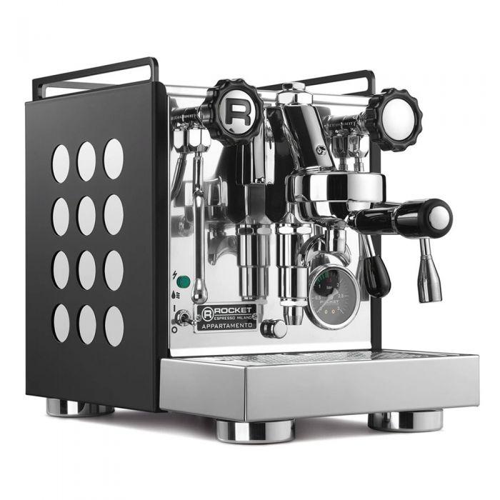 Rocket Espresso Appartamento Nera Espresso Machine - White Side 1