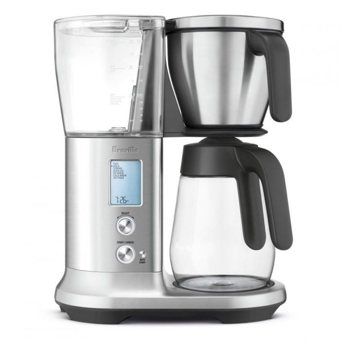 Breville Precision Brewer BDC400BSS With Glass Carafe