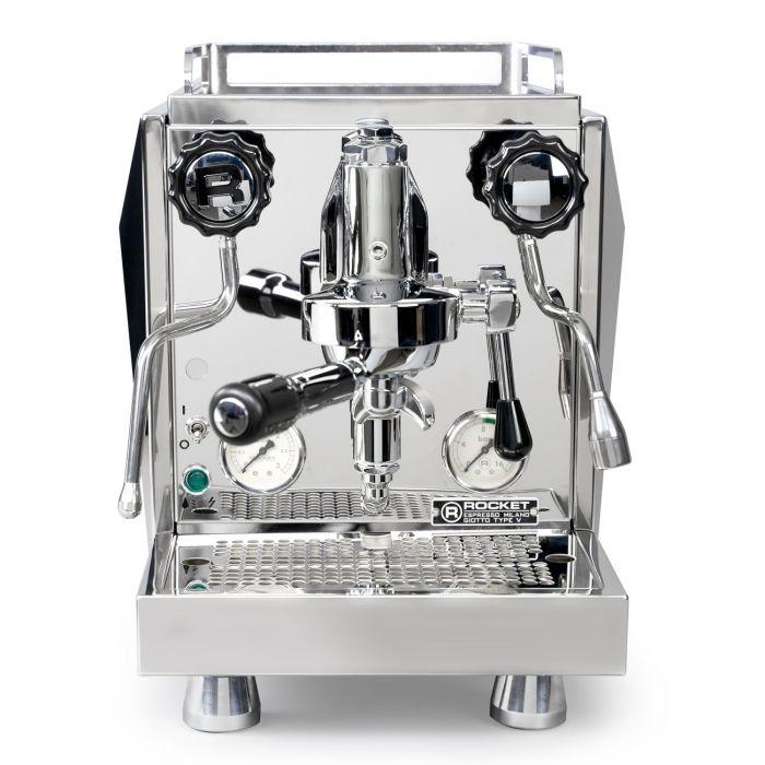 Rocket Espresso Giotto Timer Type V Espresso Machine - Forward faced