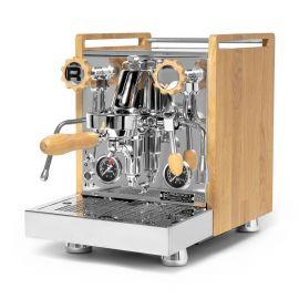Rocket Espresso Mozzafiato Evoluzione R Wood Espresso Machine