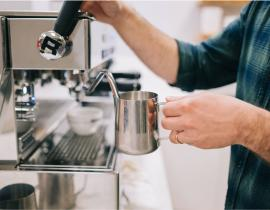 Selecting a Commercial Espresso Machine