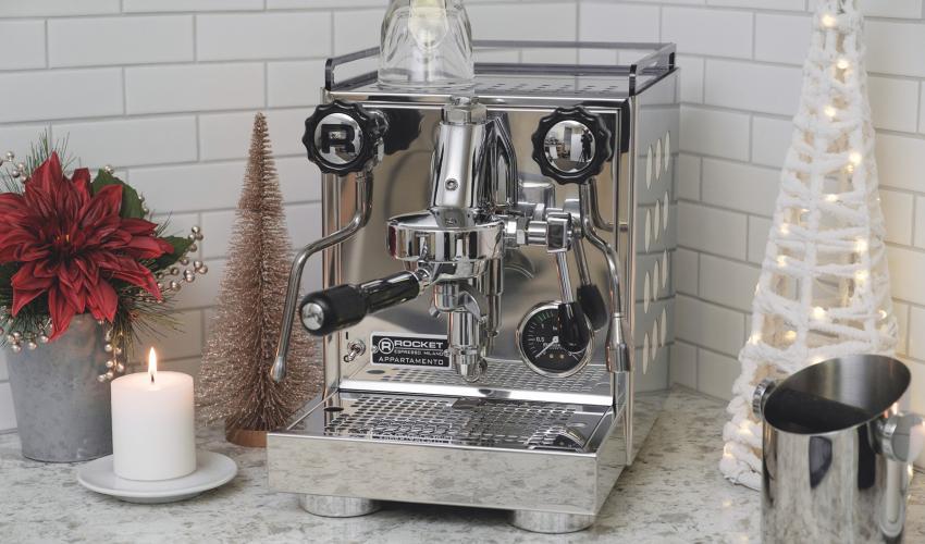 2020 Holiday Shopping Guide: Semi-Automatic Espresso