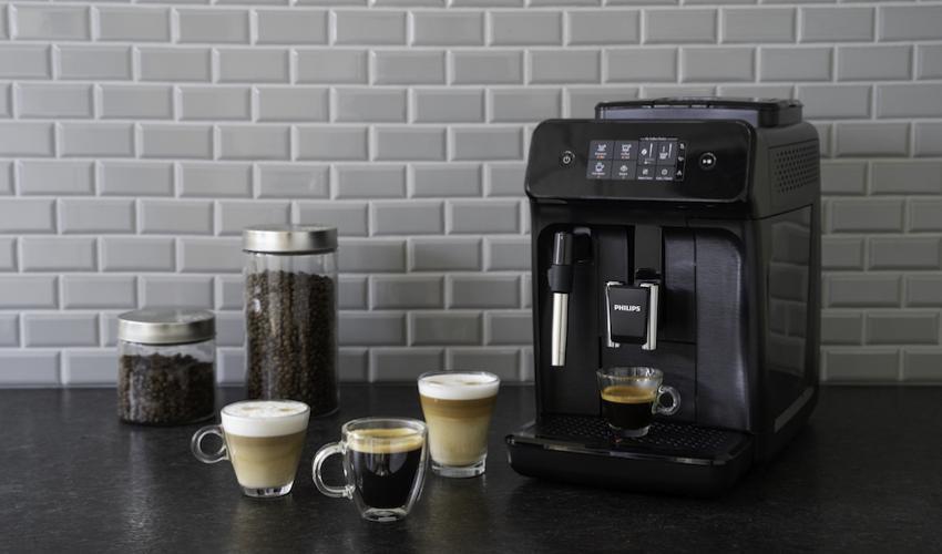 Philips 1220 Saeco Carina Superautomatic Espresso Machine Review