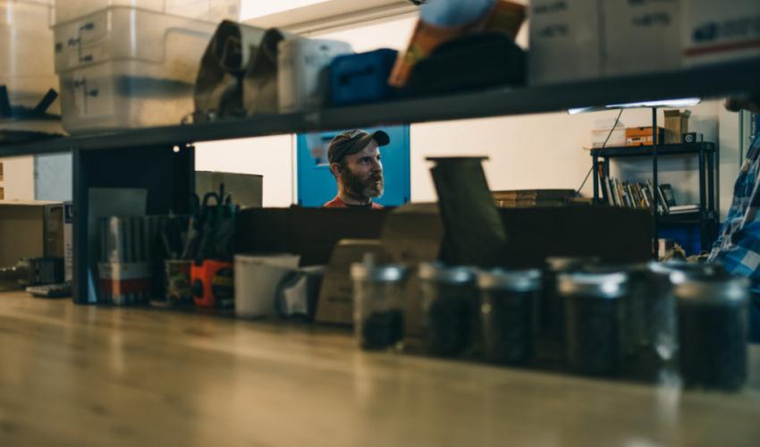 Roaster Profile: Velton's Coffee Roasting Company