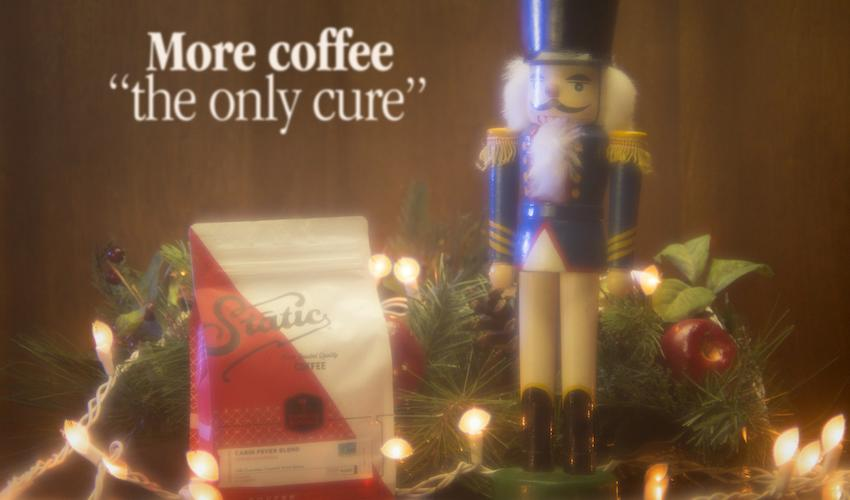 12 Days of Coffee: Espresso Republic - Cabin Fever Blend
