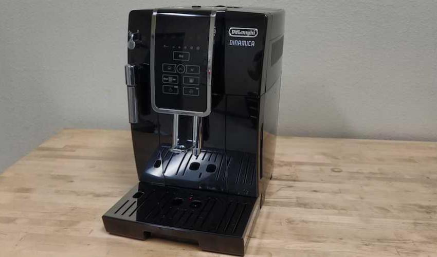 DeLonghi Dinamica ECAM35020B Superautomatic Espresso Machine Review