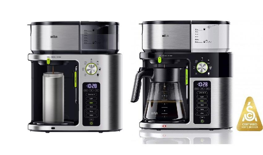 A Look At Braun Coffee Brewers!