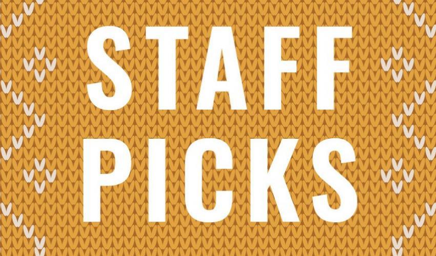 Staff Picks: May 2021