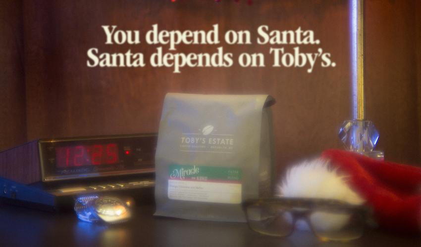 12 Days of Coffee: Toby's Estate Coffee - Miracle on N. 6th St.
