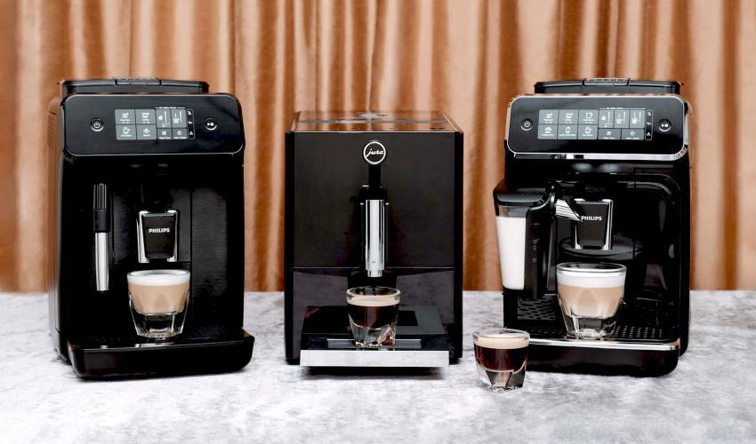 Top 3 Superautomatic Espresso Machines of 2020