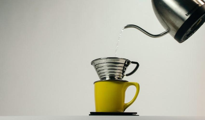 2020 Getting Started Guide: Pour Over
