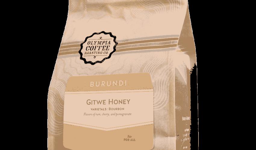 Roast of the Month: Olympia Coffee Roasting—Burundi Gitwe Honey