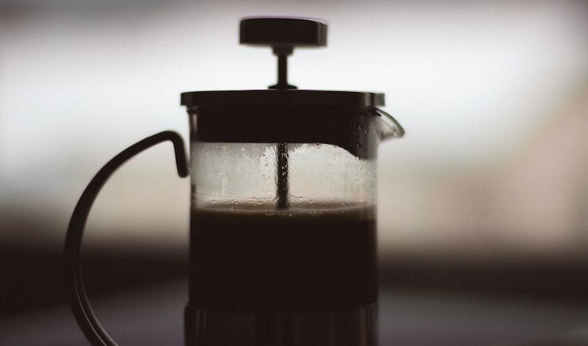 Coffee History: The French Press