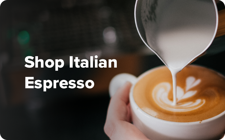 shop italian espresso