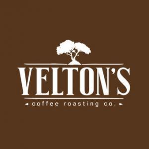 Velton's Coffee Logo